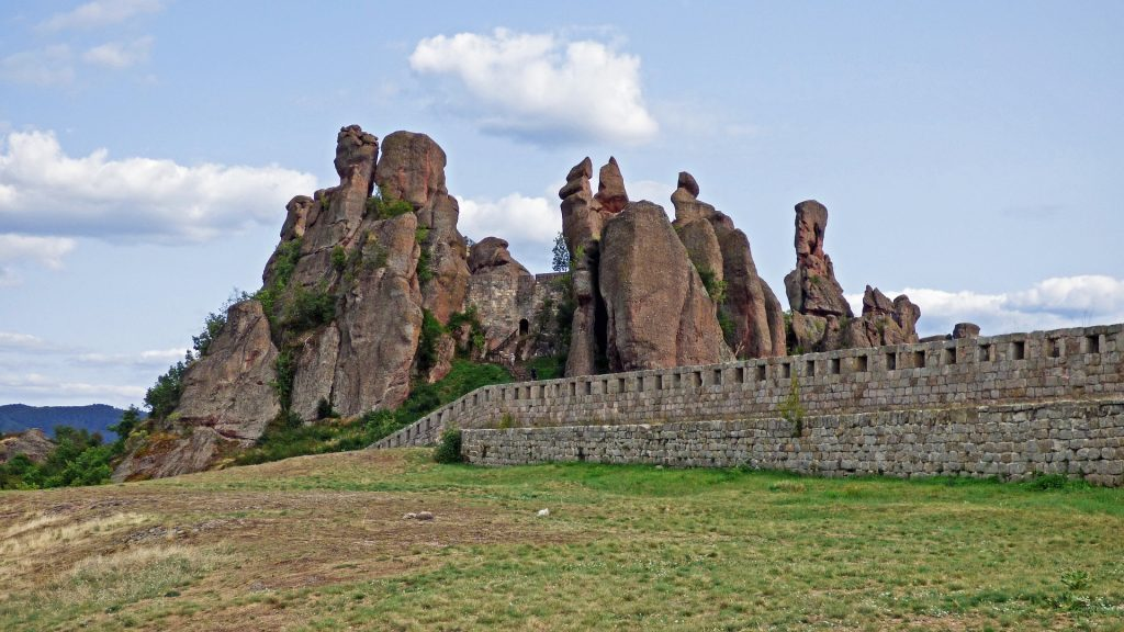 The Walls of the Fortress