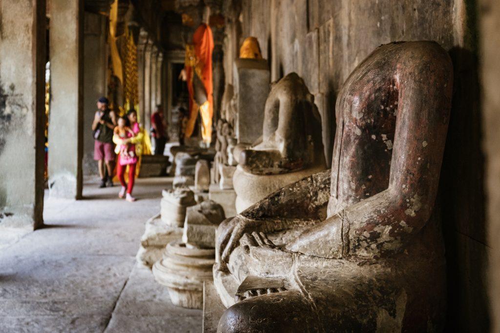 Angkor Wat cambodia temple