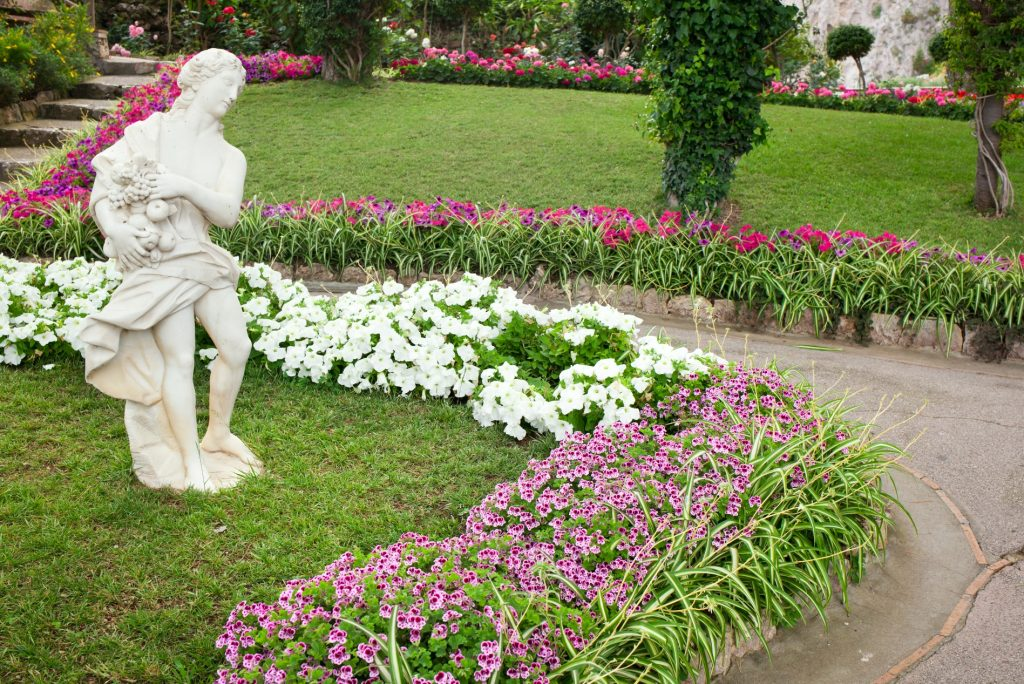 Garden of Augustus Capri