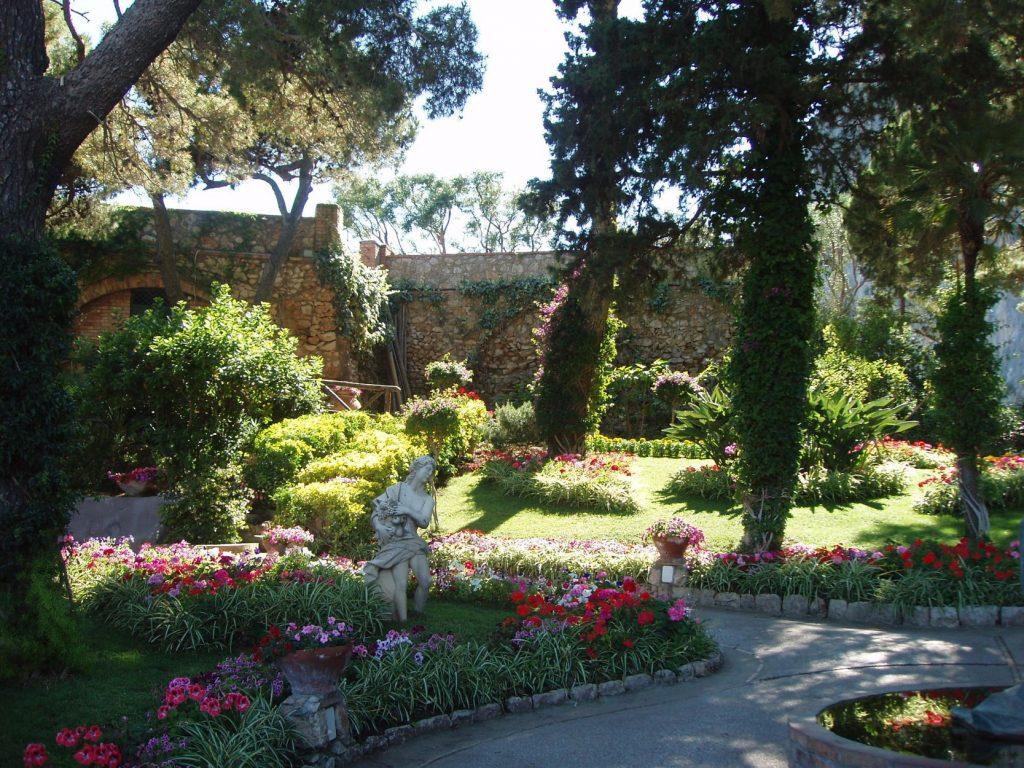 Giardini di Augusto Capri Italy