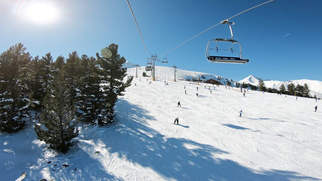 Best ski resorts in Bulgaria Bansko