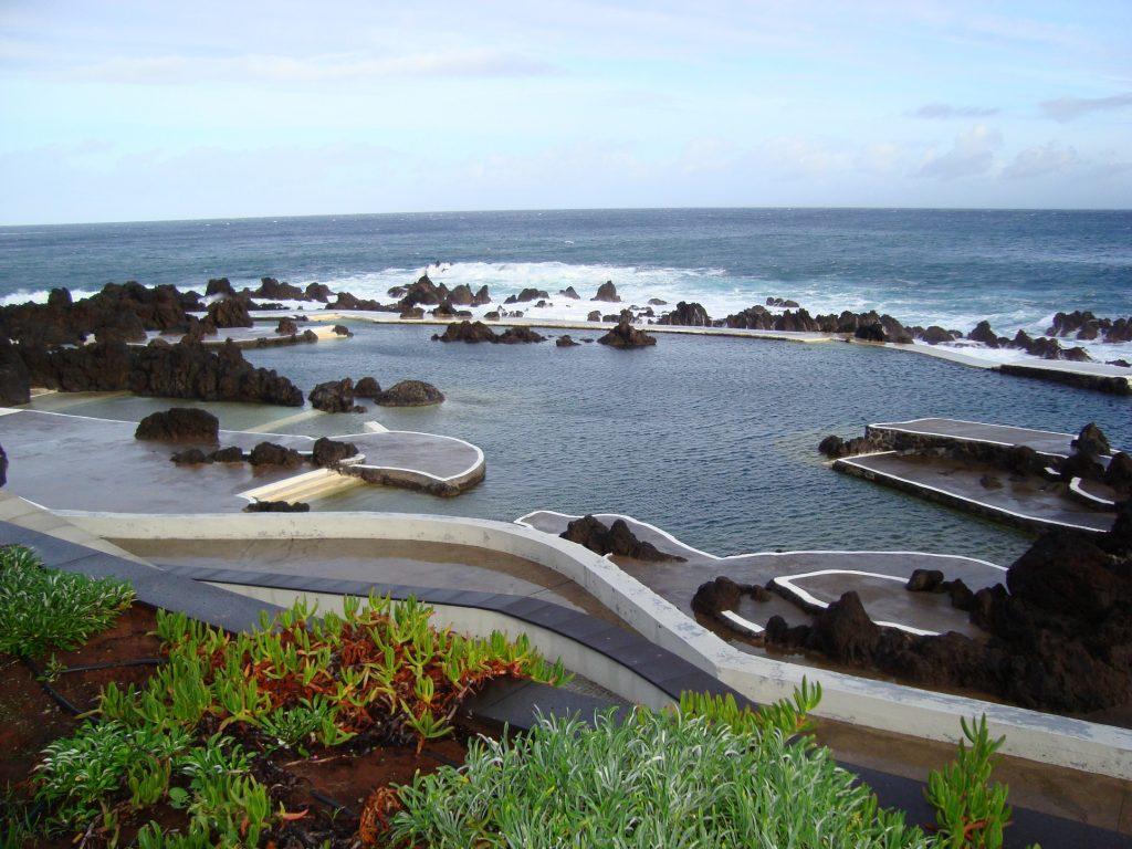 Madeira weather Porto Moniz