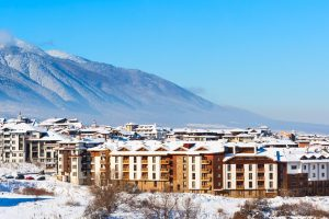 best bulgarian ski resort Bansko