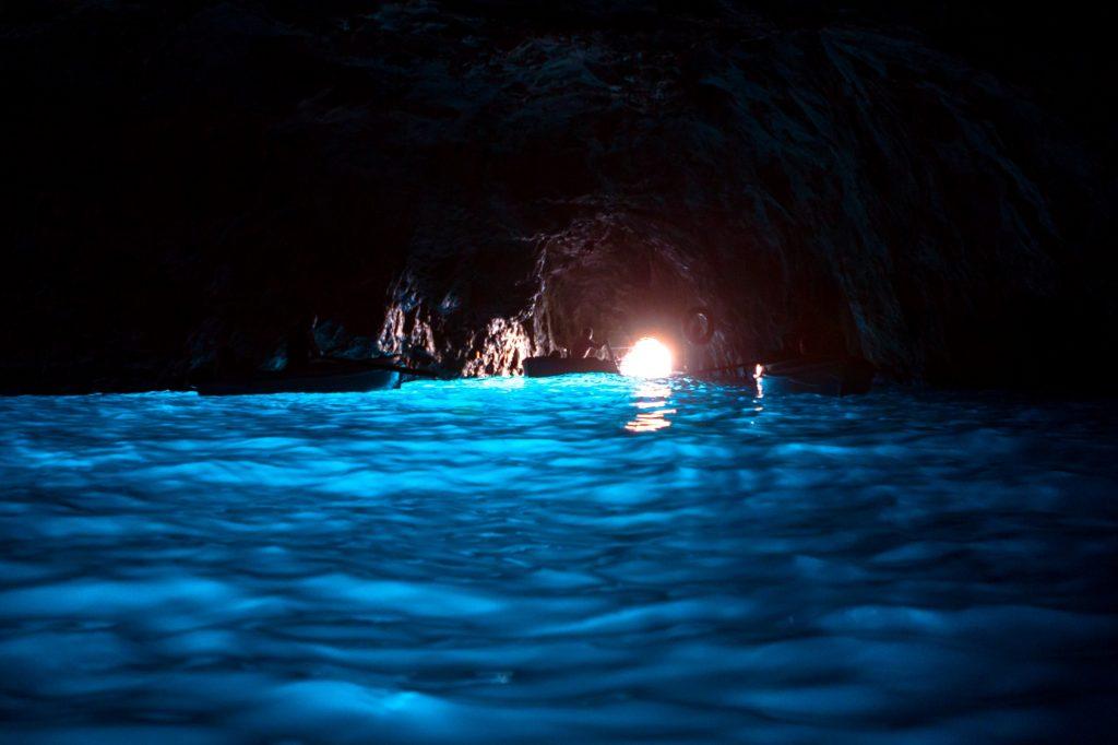 Blue Grotto Capri Cave Italy