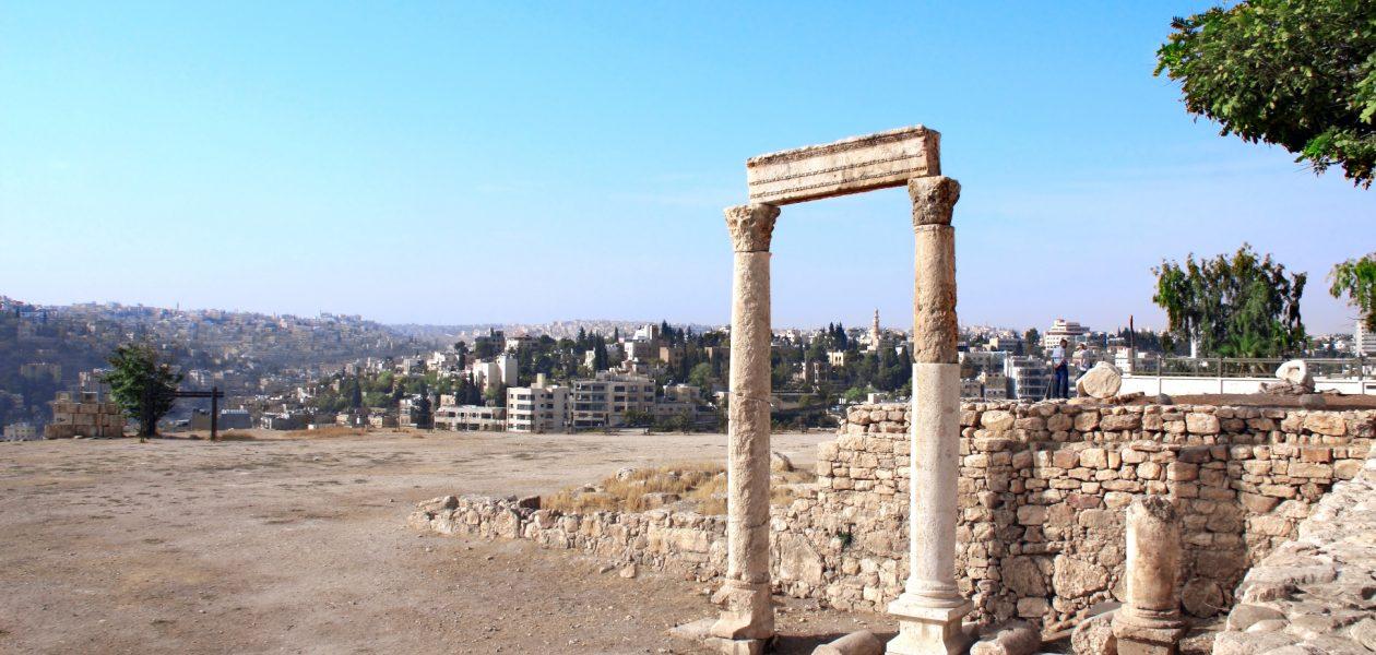 Amman Citadel complex