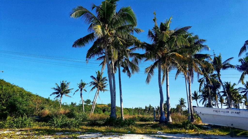 Malapascua Island in Northern Cebu, Philippines