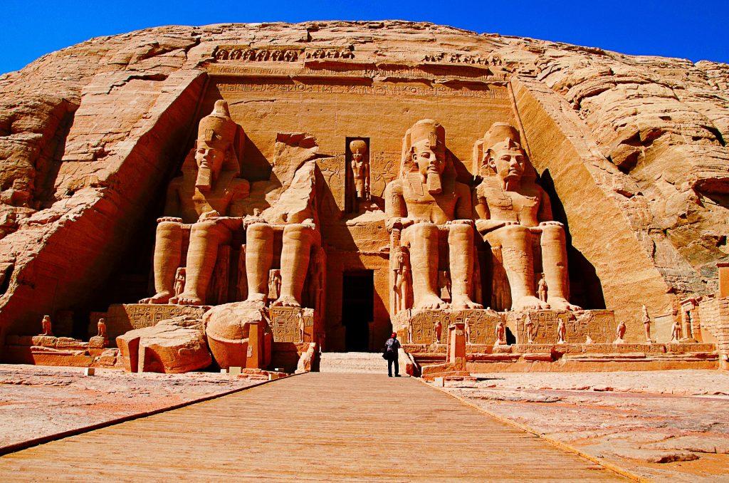 Ramses temple Egypt tour guide
