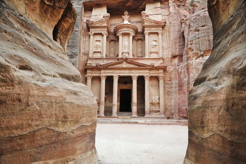 Visiting the Amman region and Petra