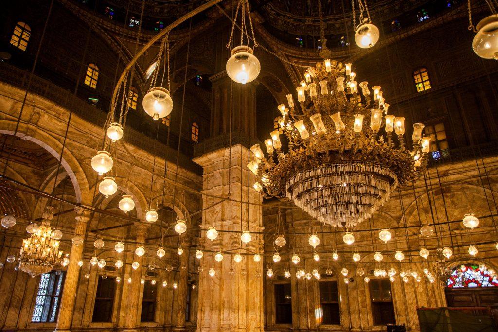 Visiting Cairo Saladin