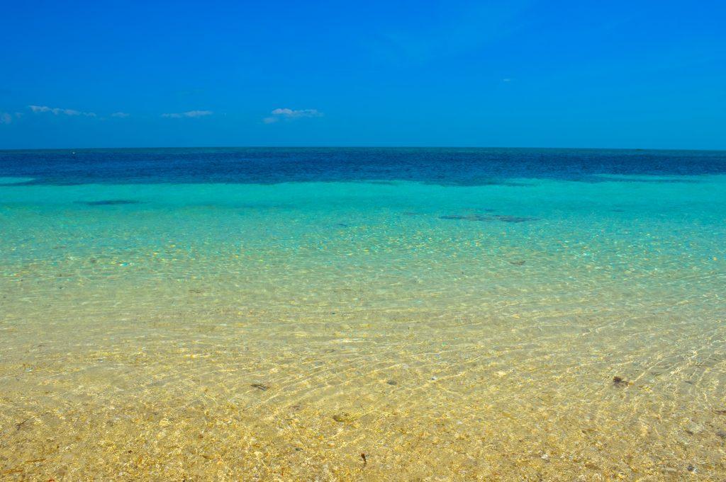 Malapascua Island sea view