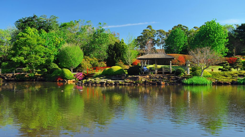 Brisbane Toowoomba Japanese Garden