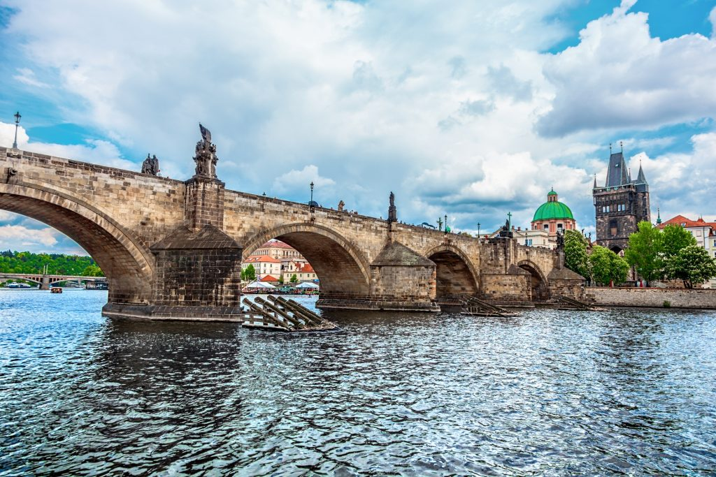 popular activities in Prague Charles Bridge