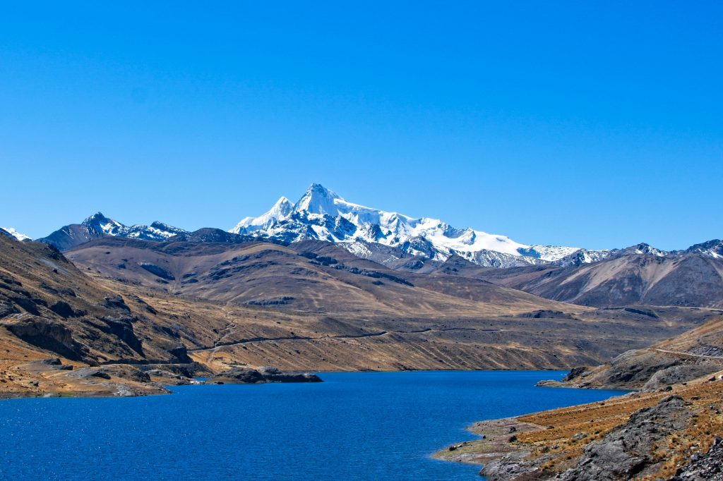 Nor Yauyos Cochas Pariacaca Peak