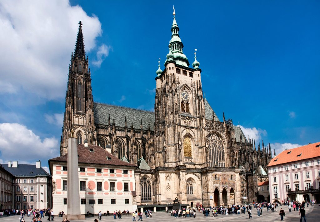 St Vitus's Cathedral Popular activities in Prague