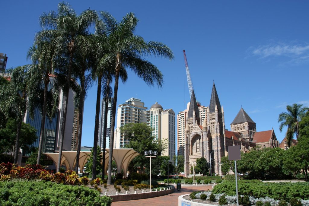 Places to Visit in Brisbane -  Saint John Cathedral