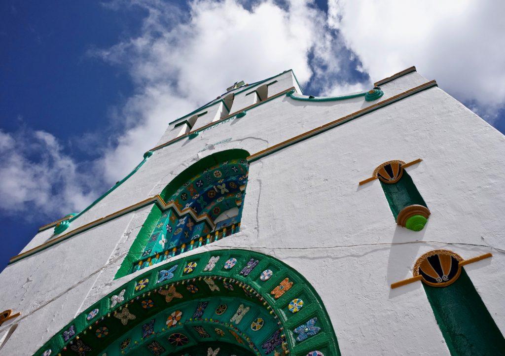 Chiapas DestinationsSan Juan Temple