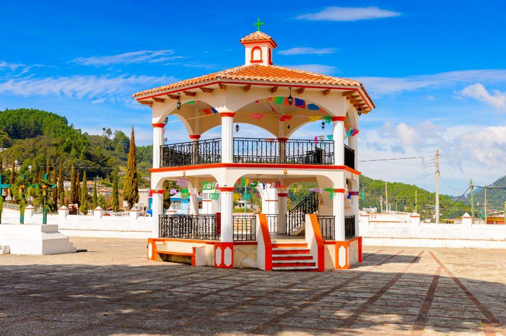 Zinacantan Chiapas destination