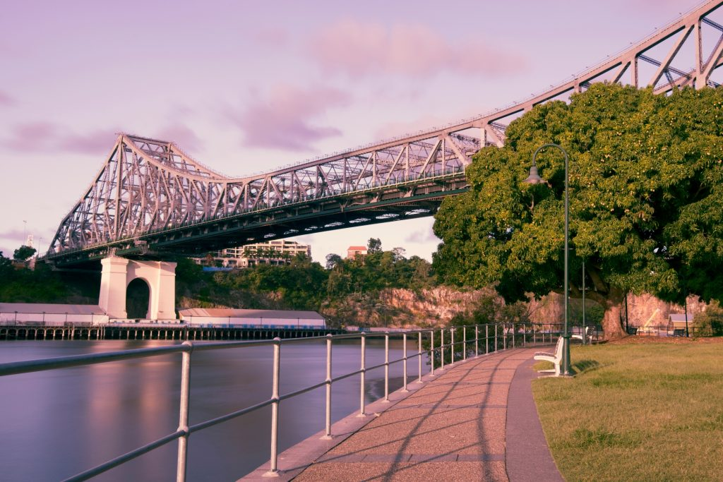 Places to Visit in Brisbane - the Story Bridge