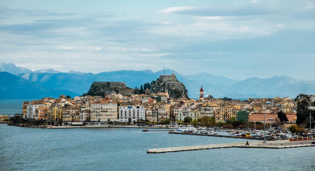 Corfu Popular Destinations