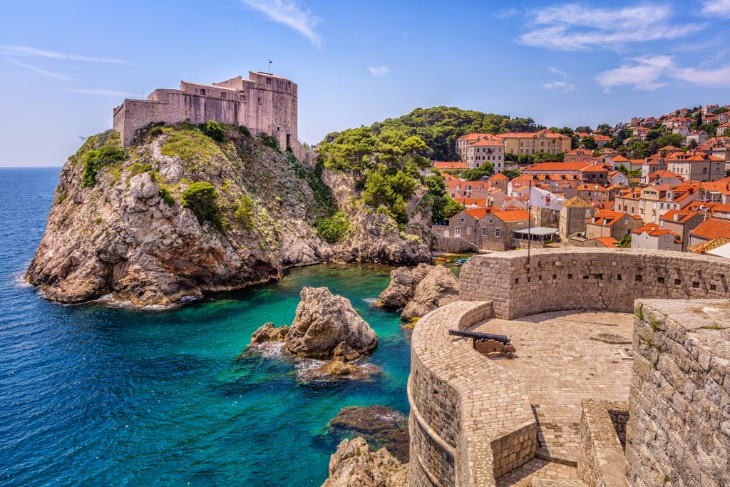 Dubrovnik touring Croatia