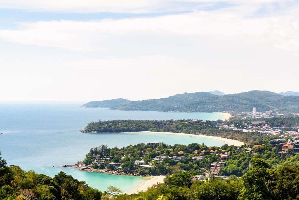Short beach vacations in Phuket