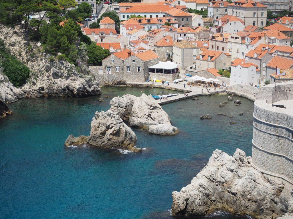 Touring Croatia - King's Landing