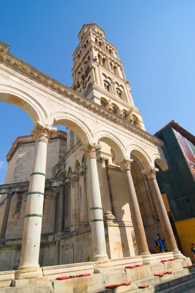 Split-Diocletian-Palace-Croatia