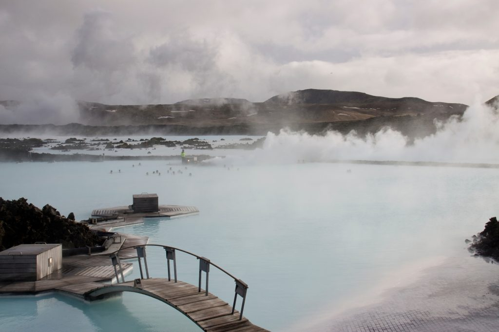 What is Iceland Famous For The Blue lagoon