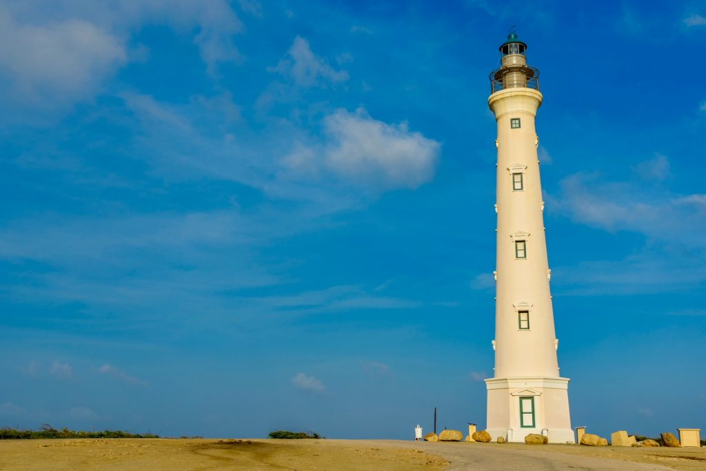 top things to do in Aruba - Lighthouse