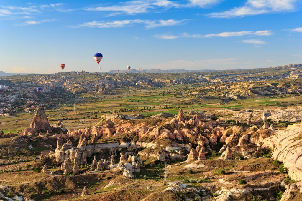 Trip to Cappadocia Hot Air Balloon Cappadocia
