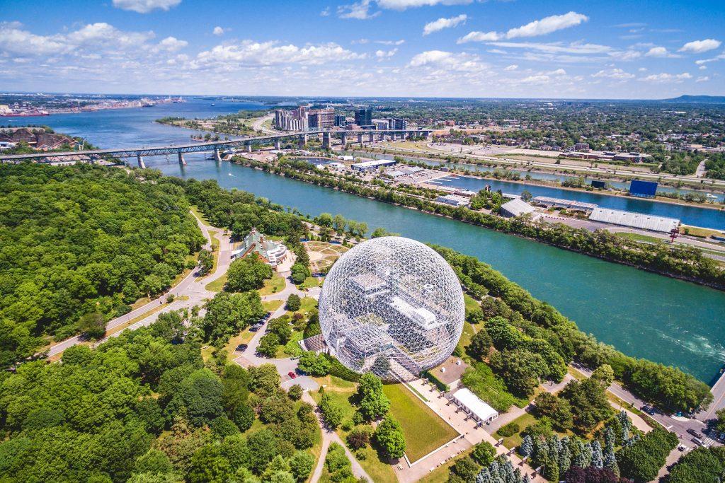 spring travel destinations Montreal Quebec, Canada