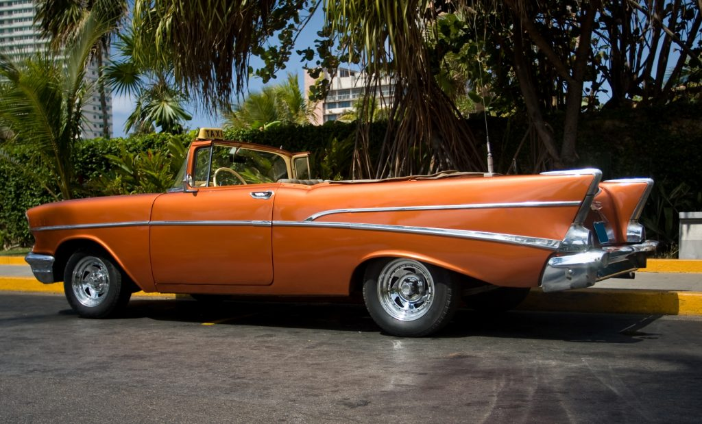 things to do in Cuba rent a classic car