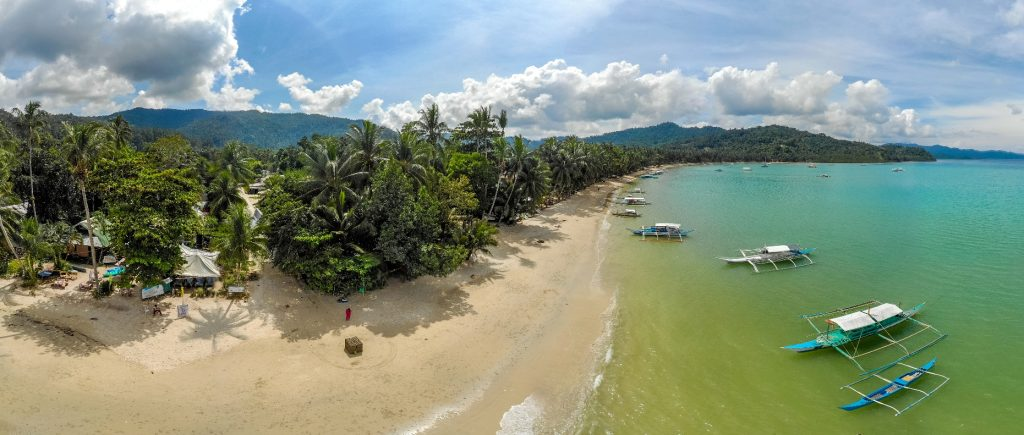 Philippines bucket list Port Barton