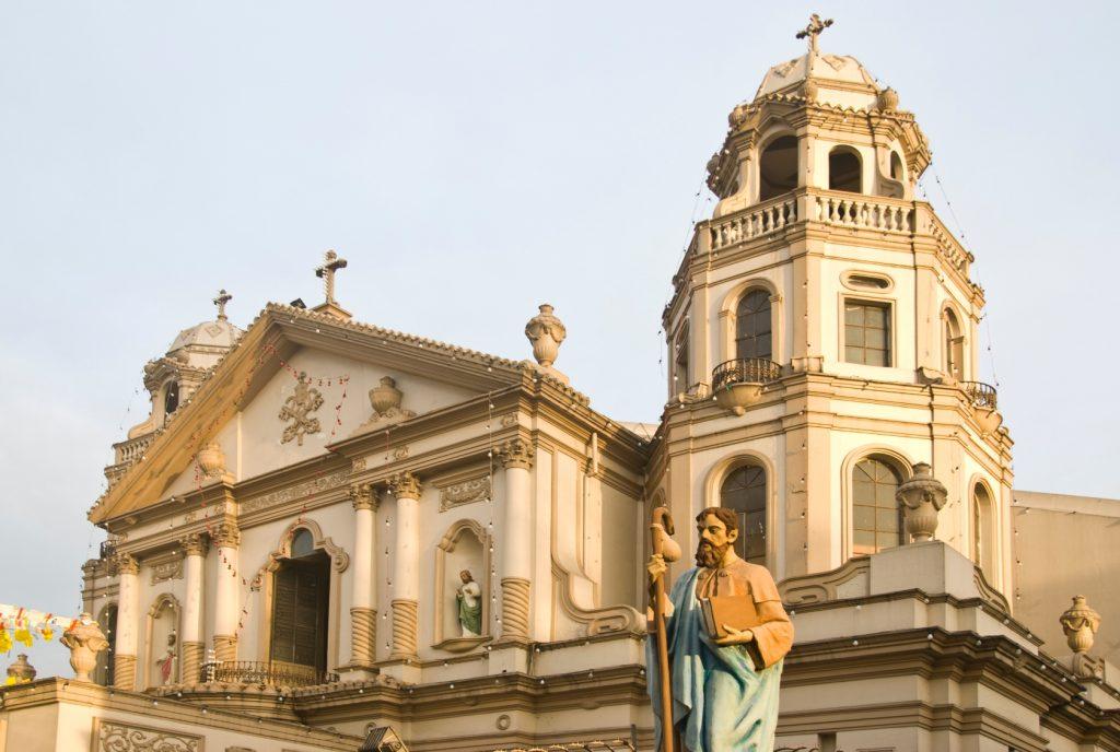 Bucket list Philippines Quiapo Church