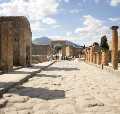 UNESCO virtual tour of Pompei