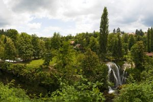 where to stay camping in Plitvice