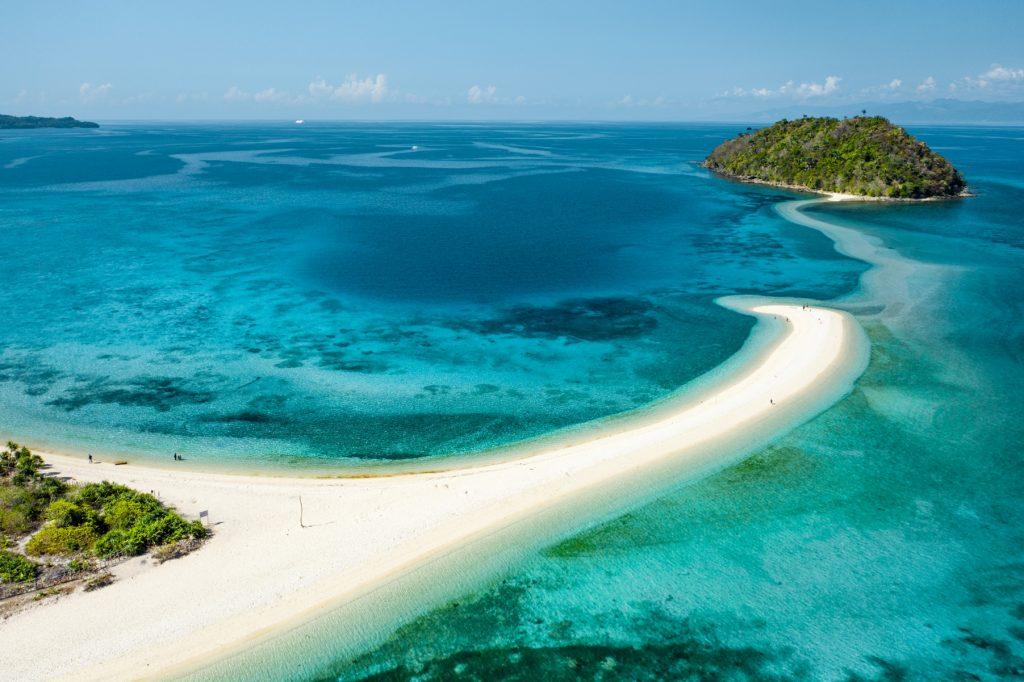 Philippines bucket list Bonbon beach