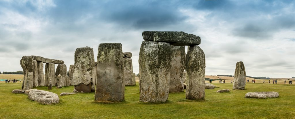 unesco sites virtual tour of Stonehenge
