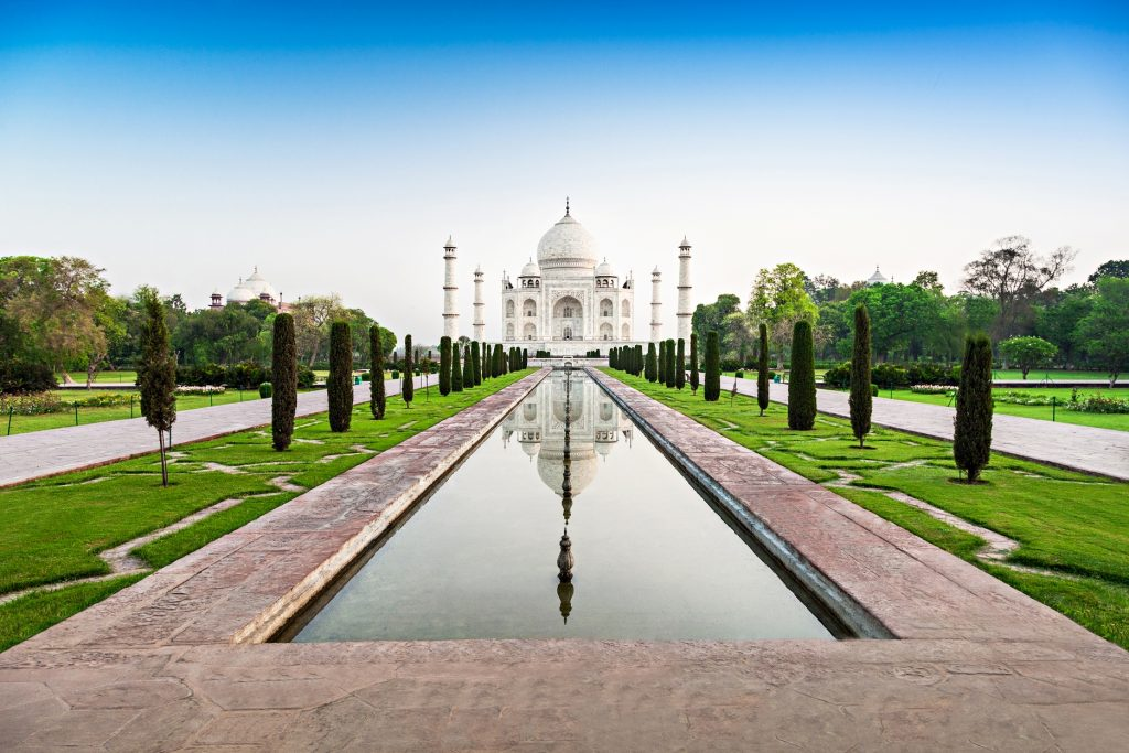 virtual tour of Taj Mahal