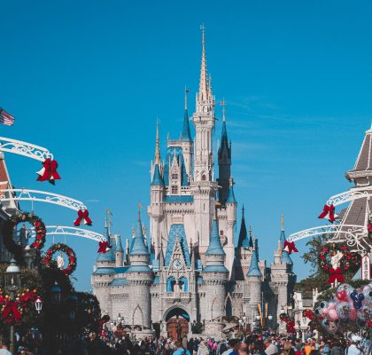 Virtual Disney Tours with kids
