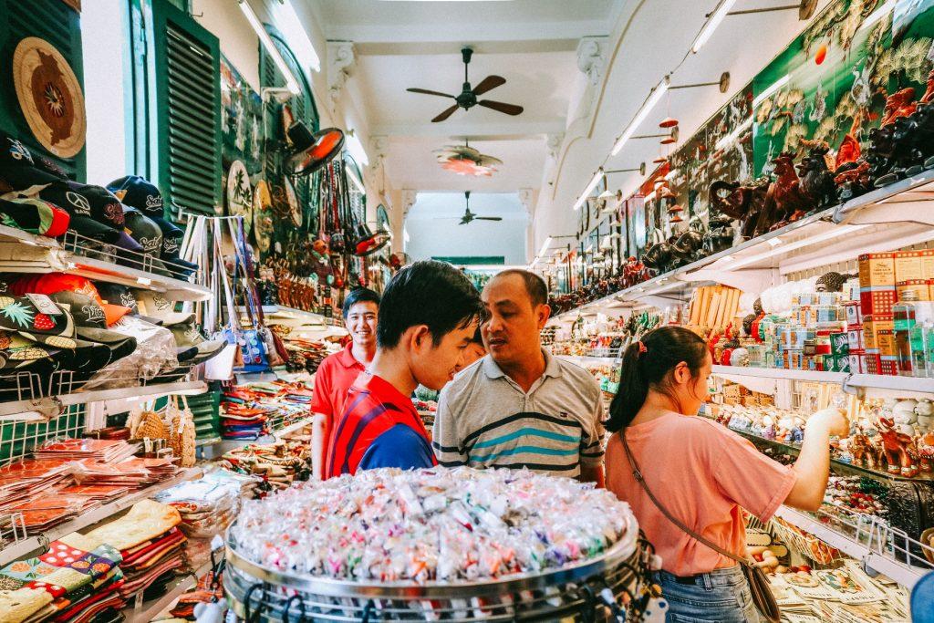 Souvenir Shop Hanoi
