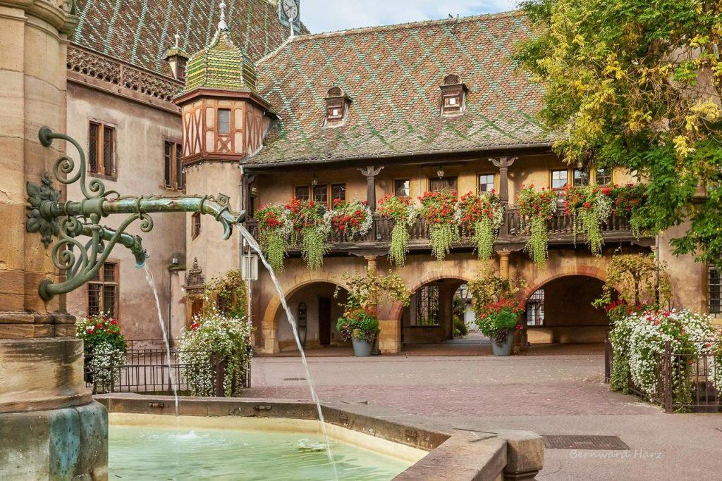 romantic Accommodation Ambassadeur, Colmar